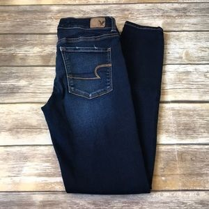 American Eagle Outfitters Jeans - AEO SUPER STRETCH JEGGING